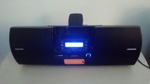 SIRIUS XM SUBX2 BOOMBOX WITH ACTIVATED RECEIVER for Sale in Chesterfield, VA
