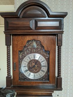 Grandfather clock Not Working Needs Tune Up Thumbnail