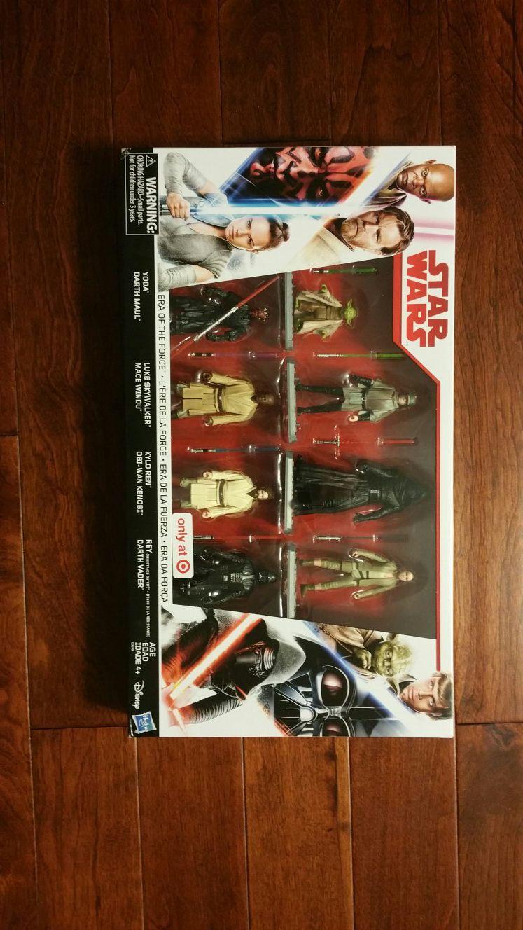 Star Wars Hasbro collector set
