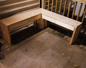 OUTDOOR FURNITURE, benches custom hand built furniture for Sale in undefined