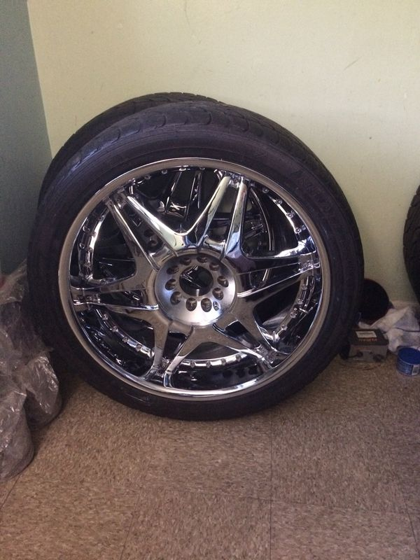 24 Inch Rims For Sale In White Plains Ny Offerup