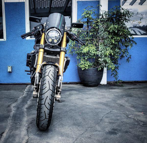 2013 Kawasaki Ninja 650 Cafe Racer For Sale In Alhambra Ca Offerup