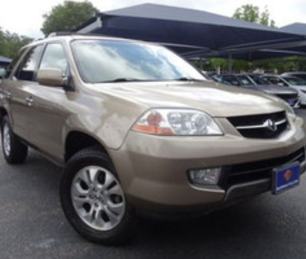 2003 Acura MDX Touring Pkg W/Navigation System SUV For