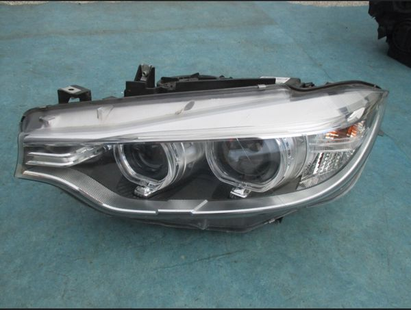 BMW 4 Series 428i 435i left driver side headlight head lamp