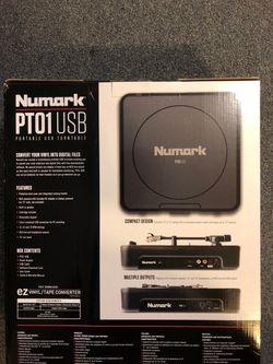 NUMARK PT01 USB Thumbnail