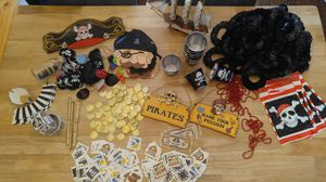 Pirate theme part supplies - See picture for Sale in Ashburn, VA