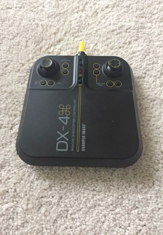 Sharper Image Dx 4 Drone Controller Parts For Sale In Nashville