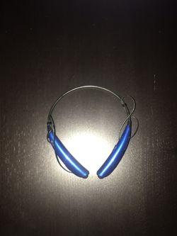 LG wireless headphones Thumbnail