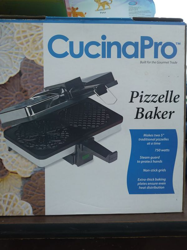 Cucinapro Pizzelle Maker For Sale In Tampa Fl Offerup