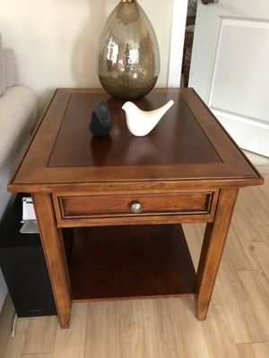 Coffee and end table for Sale in Annandale, VA