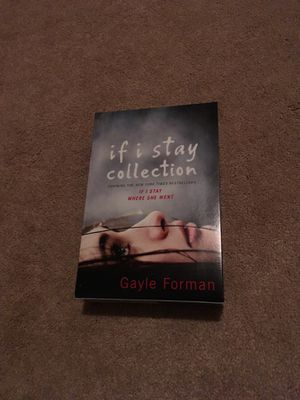"""If I Stay"" Collection by Gayle Forman for Sale in Fairfax, VA"