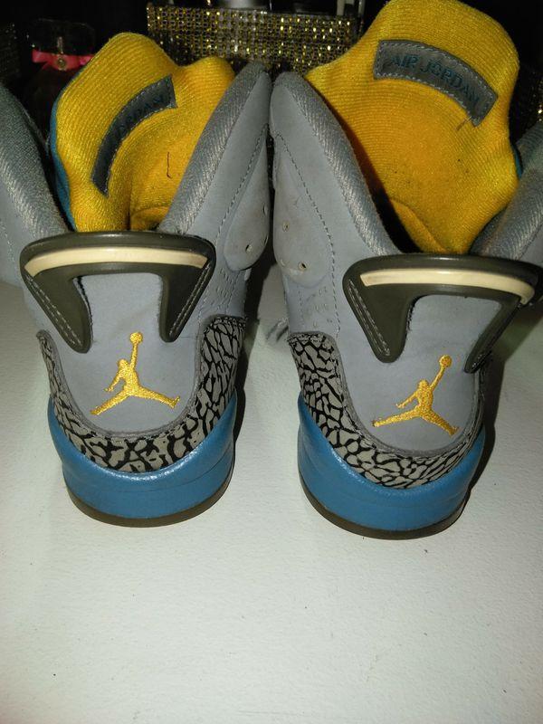 db785abba36 Nike Air Jordan Son of Mars GS Shadow Blue Stealth 512246 -037 for ...