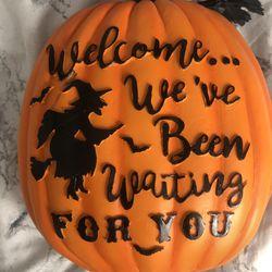 Halloween Pumpkin Decoration Thumbnail