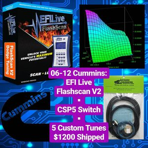 EFI Live Programmer - Custom Tunes for Sale in Los Angeles, CA - OfferUp