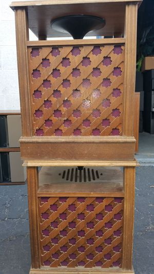 Speakers Cabinets Antiques for Sale in Garden Grove, CA