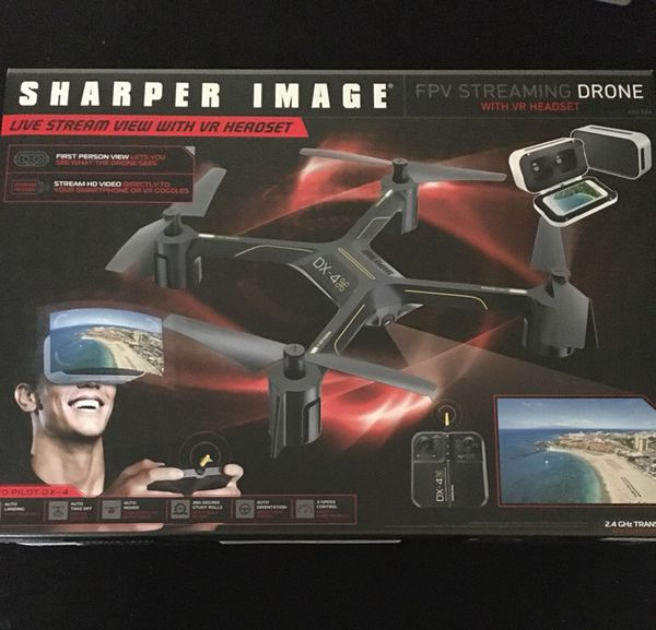 Sharper Image Streaming Drone Electronics In Raleigh Nc Offerup