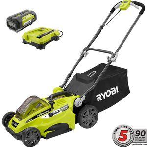 Ryobi battery operated push mower for Sale in Leesburg, VA