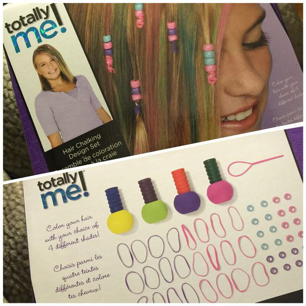 Totally Me Hair Chalking Design Set Gt For Sale In Hayward Ca