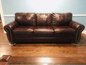 Swell New And Used Leather Sofas For Sale In Augusta Ga Offerup Alphanode Cool Chair Designs And Ideas Alphanodeonline