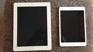 White iPad mini 16 GB for $300 for Sale in Dallas, TX