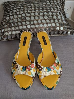 88c98d839a81 UNUSED --- Louis Vuitton Women s Kitten Heel Sandal for Sale in City of  Orange