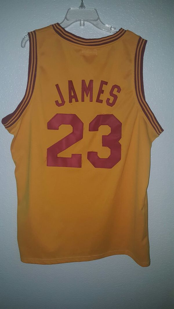 check out c2f84 55d2c NBA Cleveland Cavaliers Lebron James Jersey for Sale in Riverbank, CA -  OfferUp