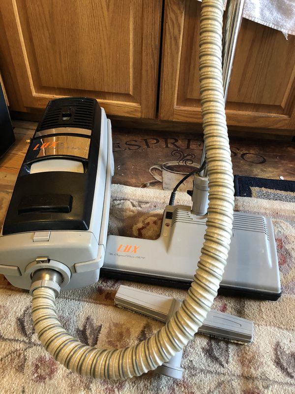 Aerus Electrolux lux classic canister vacuum (refurbished) for Sale in  Trotwood, OH - OfferUp