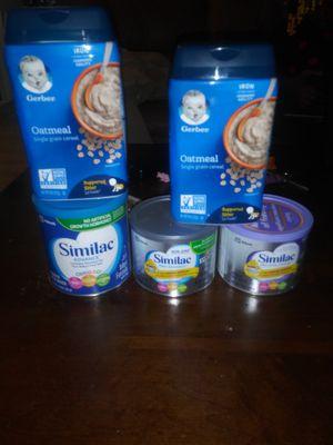 Milk similac advance nero for Sale in Washington, DC