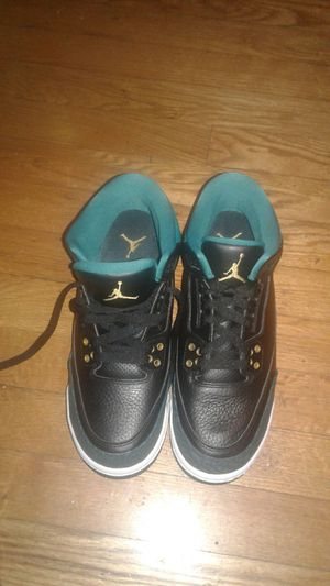 Air jordan retro 3 GG size 7 for men and lady for Sale in Silver Spring, MD