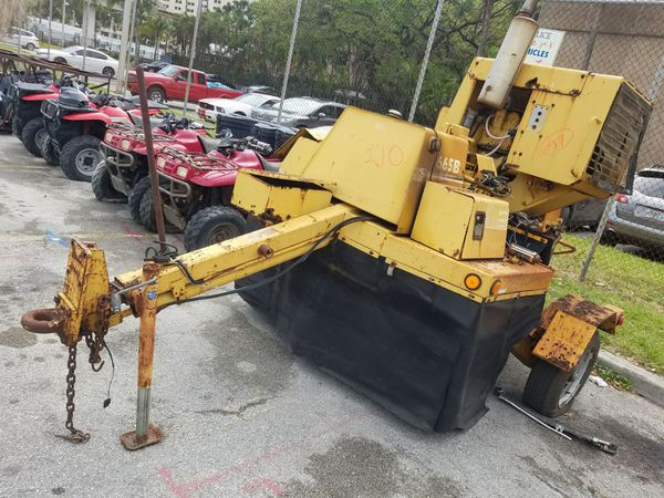 Vermeer Stump Grinder For Sale >> Vermeer Stump Grinder Model 665 B Diesel For Sale In Pembroke Pines