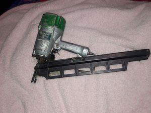 Hitachi framing nail gun for Sale in Federal Way, WA