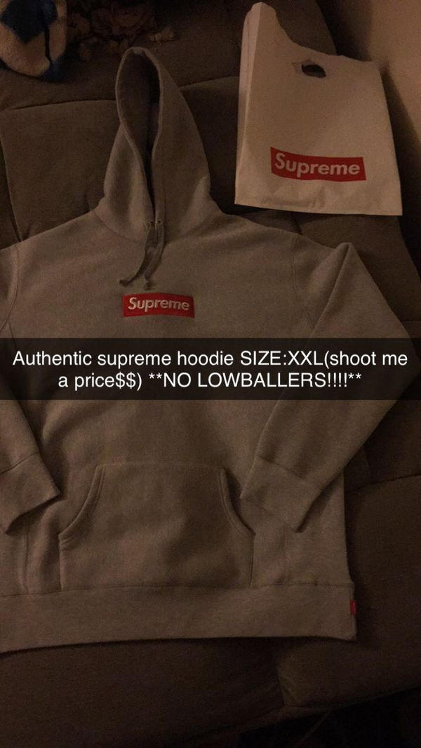 d655177853a86 Supreme hoodie for Sale in Hawaii - OfferUp