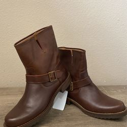 Dingo Women's Casey Leather Bootie New With Tags Thumbnail