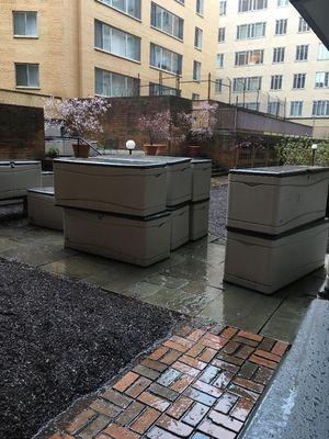 WeatherProof Multi-Purpose Storage Bins for Sale in Washington, DC