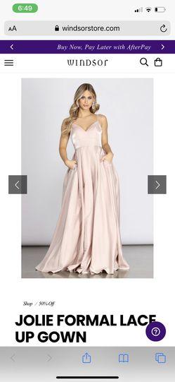 Windsor formal dress Thumbnail