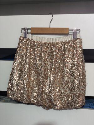 Sequin gold skirt for Sale in Alexandria, VA