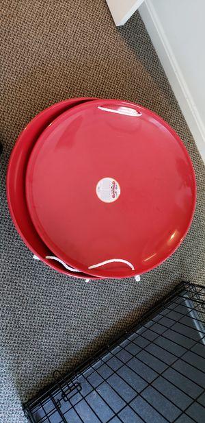 Steel saucer sled for Sale in Leesburg, VA
