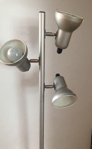 Light floor lamp for Sale in Washington, DC