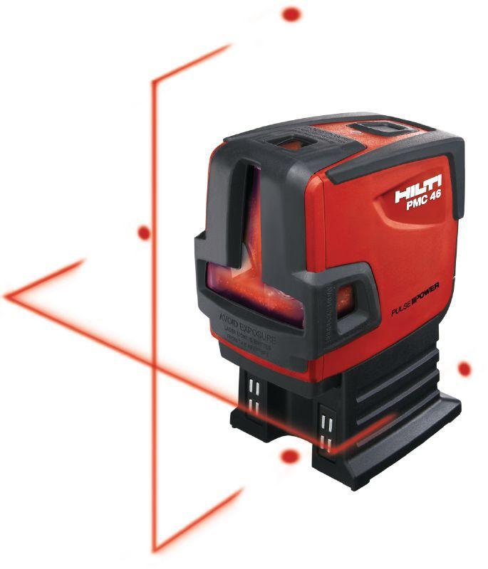 Hilti laser pcm 46