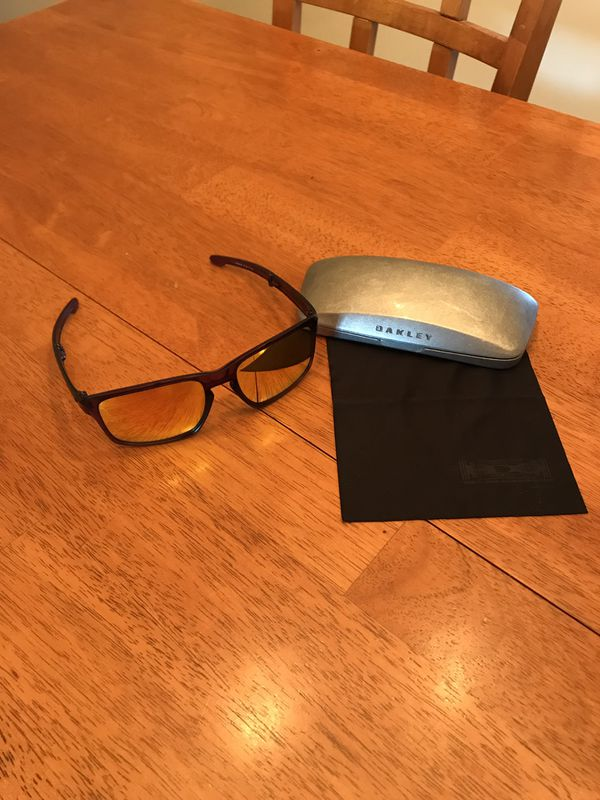 afd704b9b12 Men s Oakley Sliver F Polarized Sunglasses for Sale in Phoenix