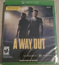 A Way Out (Xbox One) Thumbnail