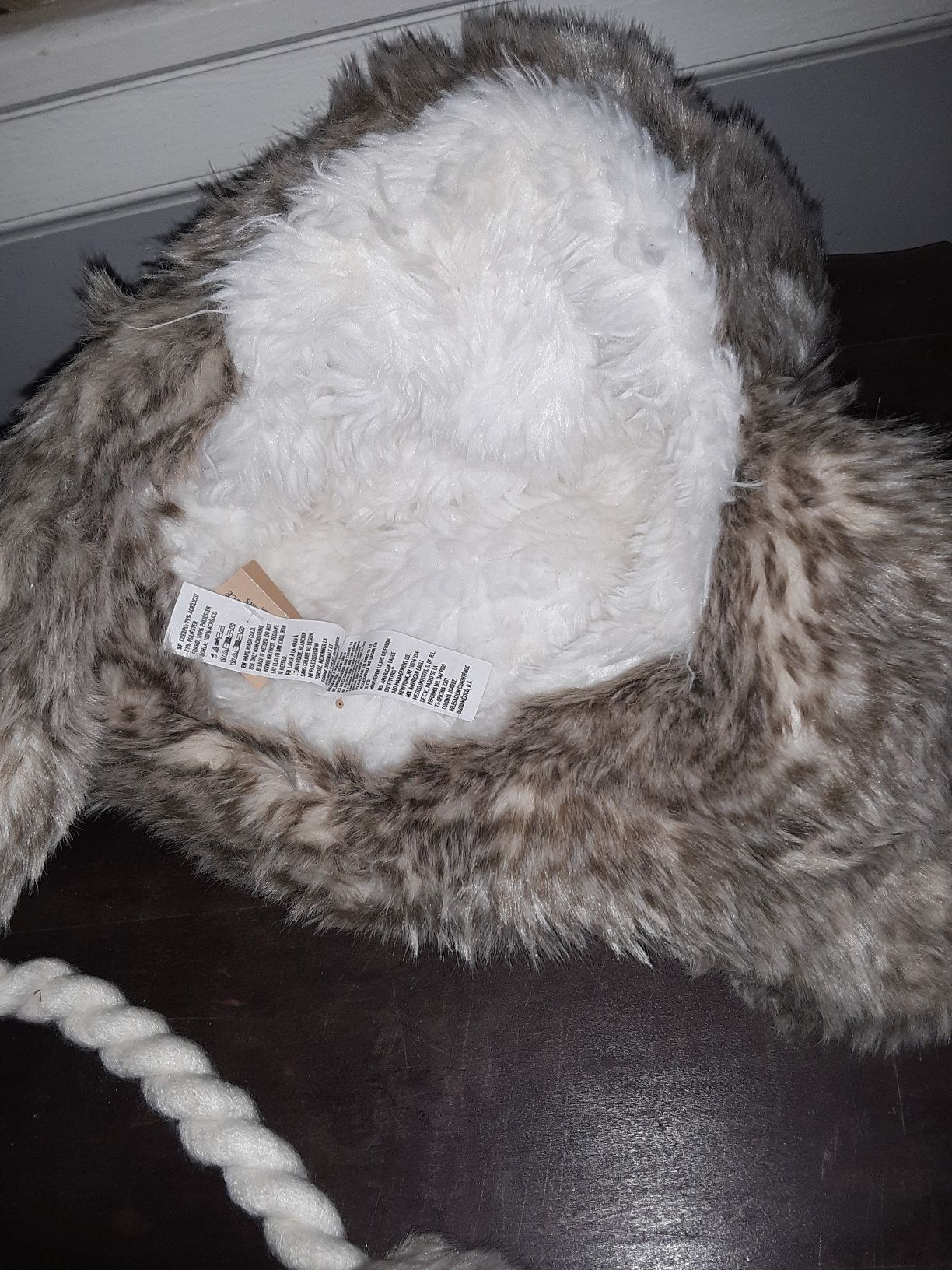 American Eagle Fur Hat