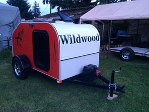 2016 Wildwood Teardrop Trailer For Sale In Portland OR