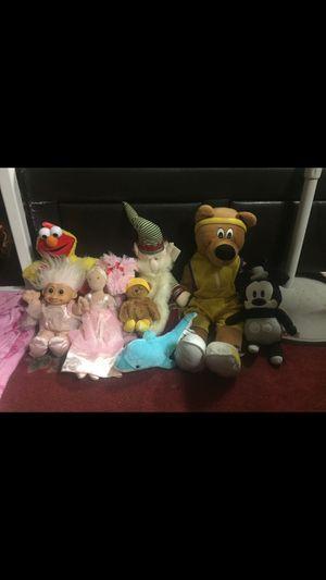 Assorted Stuffed Plushies for Sale in Ocoee, FL