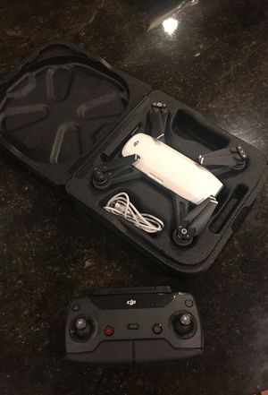 DJI Spark with controller and extra propellers for Sale in Forest, VA