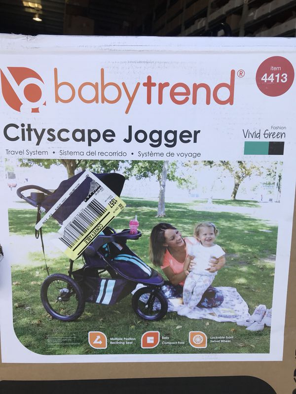 Baby Trend Cityscape Jogger Travel System For Sale In Bakersfield Ca Offerup
