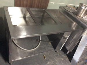 Electric Gyro Machines I Have Each For Sale In Stuart FL - 3 bay electric steam table