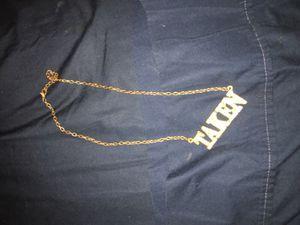 Taken necklace for Sale in Nashville, TN