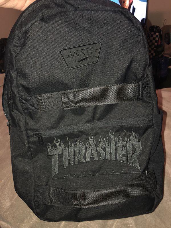 Vans x Thrasher Backpack for Sale in Bellflower