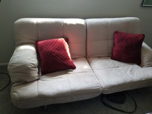 Suede Sofa Bed For In Salt Lake City Ut